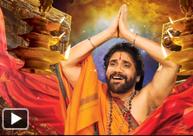 'Om Namo Venkatesaya' Nagarajuna First Look