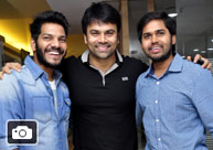 'Nanna Nenu Naa Boyfriends' Song Launch At Radio Mirchi