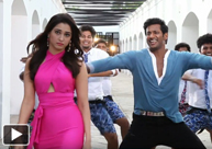 'Okkadochadu' Ne Koncham Nalupule Song Making