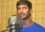 Vishal is dubbing for it already