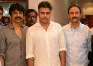 Pawan-SJ Suryah's film launched