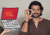 After Modi, it's Prabhas' wax statue at Madame Tussauds, Bangkok