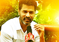 Audience I am not tensed as it's not my money: Prabhu Deva