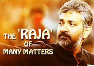 The 'Raja' of many matters