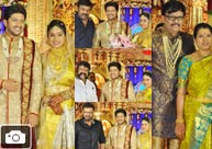 Celebs @ Music Director Koti Son Rajeev Wedding Photos