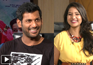 Special Chit Chat With 'Rayudu' Vishal