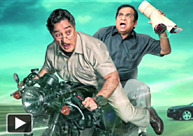 Kamal Haasan New Movie 'Sabash Naidu' Motion Poster