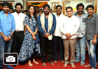 Sai Dharam Tej - Gopichand Malineni Movie Launch