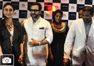 Saif Ali Khan & Kareena At Prathima Hospitals Launch @ Park Hyatt