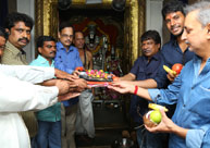 Krishna Vamsi's Nakshatram kick-started today