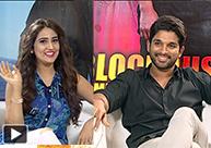 'Sarrainodu' Allu Arjun Special Interview