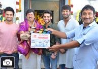 'Shamanthakamani' Movie Launch