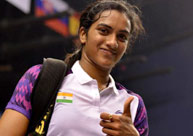 I want to meet him one day: PV Sindhu