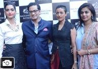 Sonam Kapoor Launches Raghavendra Rathore Store @ Banjara Hills