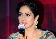 Sridevi steers clear of 'Baahubali' controversy