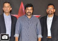 Chiranjeevi @ 'StarMAA' Logo Launch