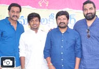 Sunil - N Shankar Movie Launch