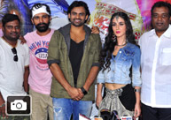 'Thikka' On Location Press Meet