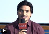 Actor Vineeth speaks