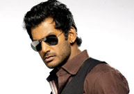 Vishal to do straight Telugu with unlikely director
