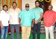 Vishnu Manchu's Telugu-Tamil bi-Lingual launched