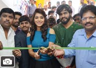 Yamini Bhaskar Launches Cellbay Mobile Store at Chandanagar