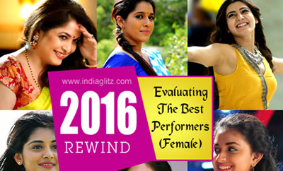 2016: Evaluating The Best Performers (Female)