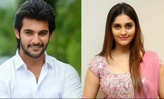 Aadi-Surbhi's movie officially announced