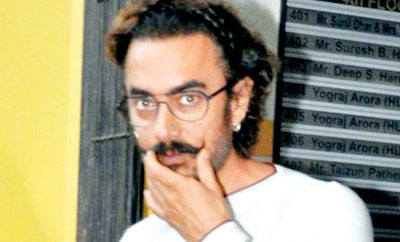 What is Aamir's health status after swine flu?