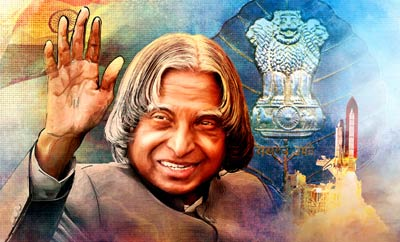 ISRO Chairman launches 'Dr. Abdul Kalam' poster