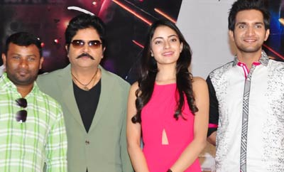'Aakatayi' Success Meet