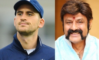 Alex Hales does a Balakrishna, troubles none