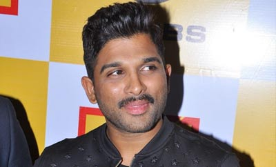 Allu Arjun promoting B-Dubs for a reason