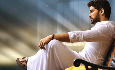 'Allu Arjun Wore Slippers while Reading Gayatri Mantram in DJ'