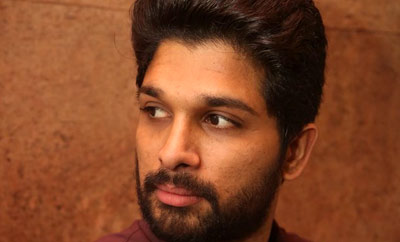 Allu Arjun not going to US for training