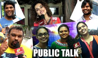 'Anando Brahma' Public Talk