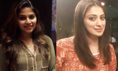 Anjali-Raai Laxmi team up!