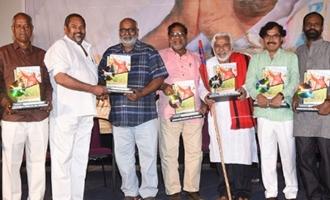 'Annadatha Sukibhava' Platinum Disc