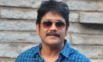 Nagarjuna gets senti today