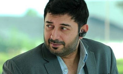 Arvind Swamy joins shoot of Sundeep Kishan's film