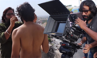 'Arjun Reddy' Making