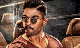 'Naa Peru Surya': It's a lyrical song by Elli