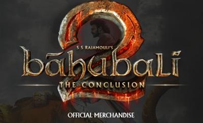 Official Baahubali Merchandise: Go grab it!
