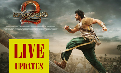 'Baahubali 2' Review Live Updates