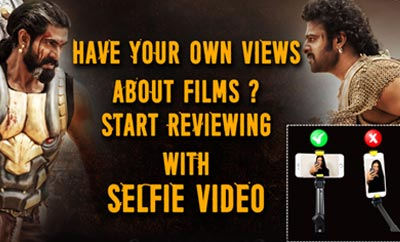 Be a VIDEO REVIEWER of 'Baahubali-2'