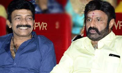 Rajasekhar proposes, Balakrishna supports