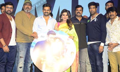 'Balakrishnudu' Audio Released