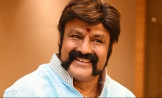Balakrishna announces name of NTR's biopic