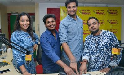 'Babu Baga Busy' Song Launch At Radio Mirchi