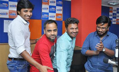 'Babu Baga Busy' 2nd Song Launch @ Radio City